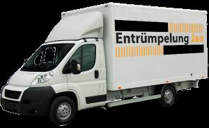 transporter entrümpelung berlin